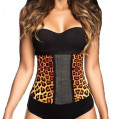 AVA® Waist Trainer Latex  - Leopard