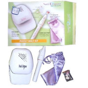 Salon shaper + Negle tørrer (Nail decorator kit)